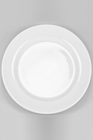 Тарелка 30 см Narumi. Цвет: белый
