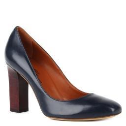Туфли  FRANCAIS темно-синий MICHEL VIVIEN