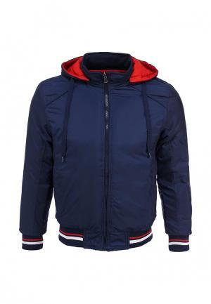 Куртка утепленная S&J. Цвет: разноцветный