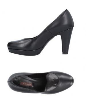 Туфли L'AMOUR. Цвет: черный