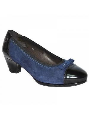 Ортопедическая обувь VIENNA, арт. 7.72.2 ORTMANN. Цвет: синий