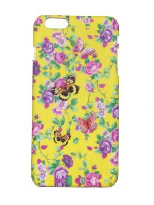 Чехол для iPhone 6 plus Lola. Цвет: желтый, зеленый, фиолетовый
