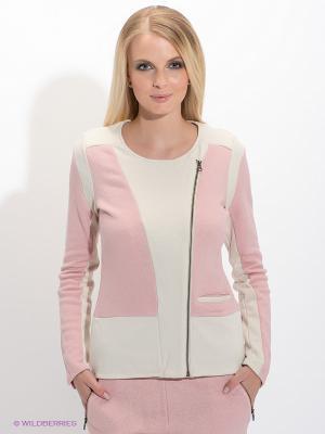 Жакет American Outfitters. Цвет: бледно-розовый