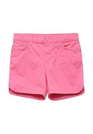 Шорты Gap. Цвет: розовый