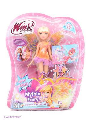 Кукла Winx Club Мификс Стелла. Цвет: персиковый, светло-коричневый, бежевый