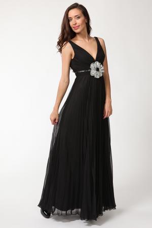 Платье Manys Tune. Цвет: черный