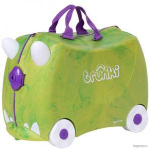 Kids Travel 0066-GB01-P1 Trunki. Цвет: зеленый