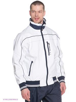 Куртка Tenson. Цвет: белый