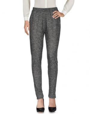 Повседневные брюки SPARKZ. Цвет: серый