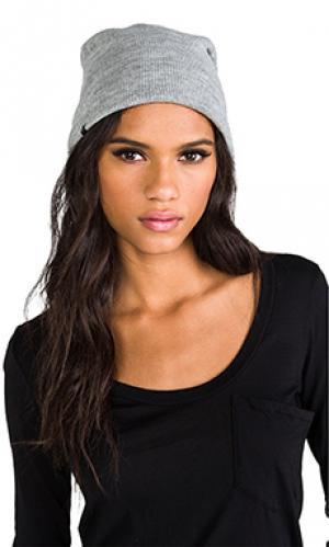 Barca hat Plush. Цвет: серый