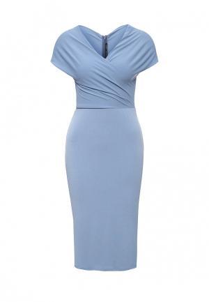 Платье Isabel Garcia. Цвет: голубой