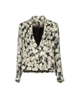 Пиджак MANILA GRACE. Цвет: слоновая кость