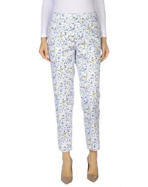 Повседневные брюки ARGONNE. Цвет: синий