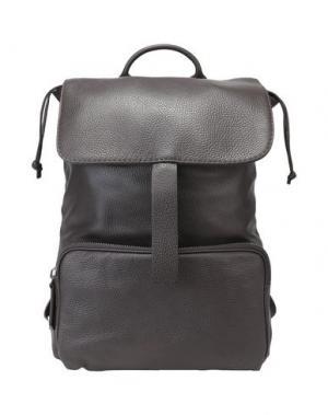 Рюкзаки и сумки на пояс ZANELLATO. Цвет: темно-коричневый