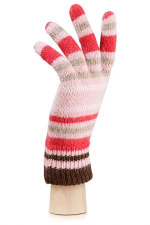Перчатки MODO. Цвет: розовый