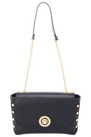 Clutch Giulia Massari. Цвет: black