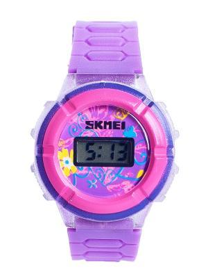 Часы SKMEI. Цвет: фиолетовый, розовый