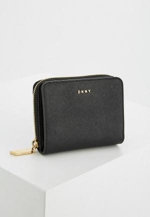 Кошелек DKNY. Цвет: черный
