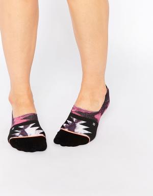 Stance Спортивные носки Get Down. Цвет: черный