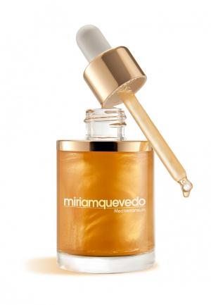Масло для волос Miriam Quevedo. Цвет: оранжевый