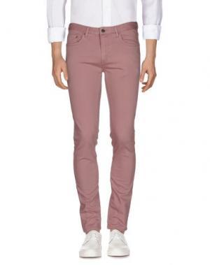 Джинсовые брюки SCOTCH & SODA. Цвет: пастельно-розовый