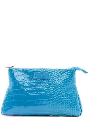 Косметичка Dimanche. Цвет: морская волна