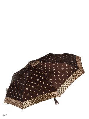 Зонт Doppler. Цвет: коричневый