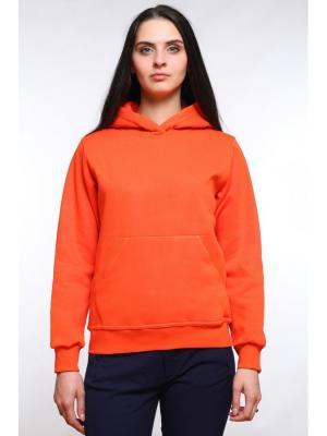 Худи HRB. Цвет: оранжевый