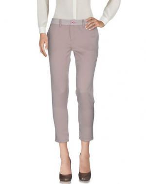 Повседневные брюки CAFèNOIR. Цвет: светло-коричневый