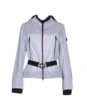 Куртка AI RIDERS ON THE STORM. Цвет: белый