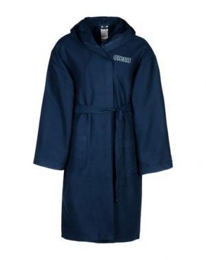 Банный халат ARENA. Цвет: грифельно-синий