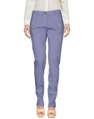 Повседневные брюки ALLEGRI. Цвет: сиреневый