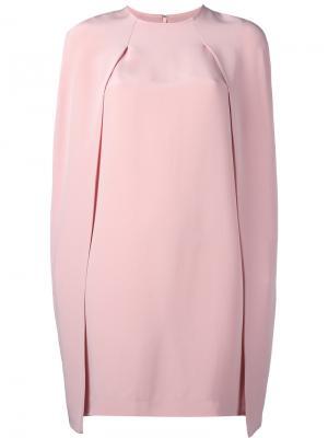 Платье Felicity Gianluca Capannolo. Цвет: розовый и фиолетовый