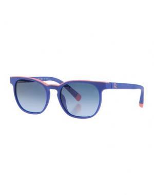 Солнечные очки ETNIA BARCELONA. Цвет: синий