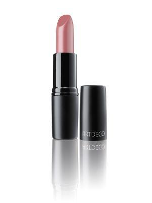 Помада для губ матовая стойкая Perfect Mat Lipstick 165 4 г ARTDECO. Цвет: розовый
