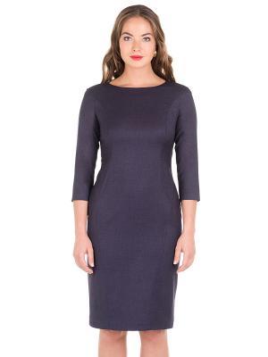 Платье PROFITO AVANTAGE. Цвет: темно-фиолетовый