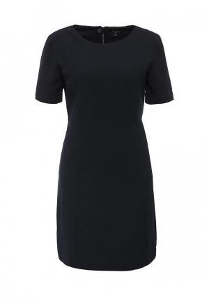 Платье Selected Femme. Цвет: синий