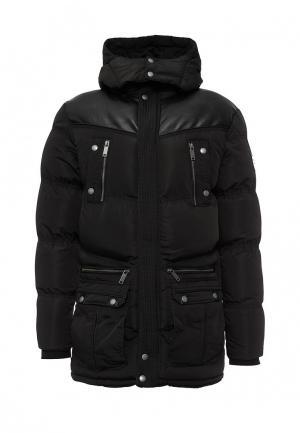 Куртка утепленная Eclipse. Цвет: черный
