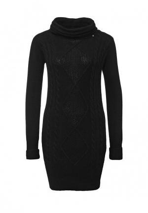 Платье Gas. Цвет: черный