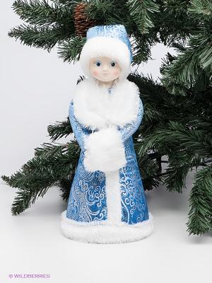 Фигурка Снегурочка Волшебный мир. Цвет: голубой, белый