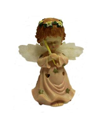 Мигалка Ангел 2цв.крылья пер.-желания Aroma-Garden. Цвет: розовый