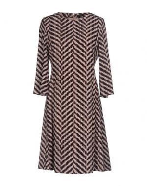 Короткое платье STRENESSE. Цвет: светло-розовый