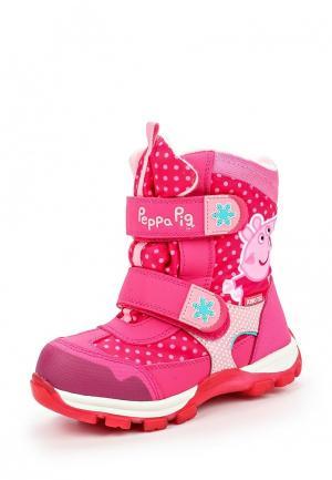 Ботинки Kakadu. Цвет: розовый