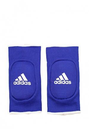 Защита adidas Combat. Цвет: красный, синий