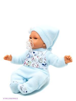Кукла Марти  озвученная Antonio Juan. Цвет: голубой