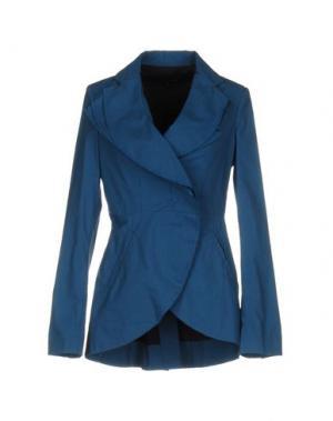 Пиджак ADELE FADO. Цвет: грифельно-синий