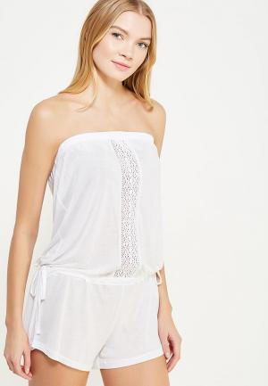 Пижама Togas. Цвет: белый
