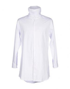 Pубашка X CONCEPT. Цвет: белый