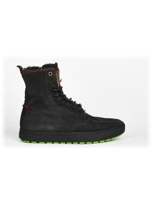 Ботинки Satorisan. Цвет: черный