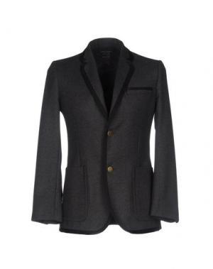 Пиджак MARC JACOBS. Цвет: серый